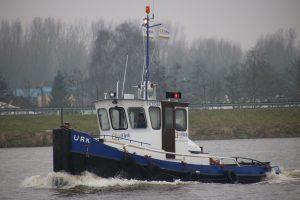 Urk op de Hollandsche IJssel