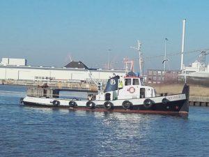 GRUNO II en GRUNO III in Emden