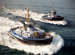 De Boer Remorquage SARL orders two custom tugs from Damen