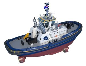Damen secures order with Fortescue Metals for six ART 85-32W Rotor Tugs to support Second Towage Licence for the Port of Port Hedland