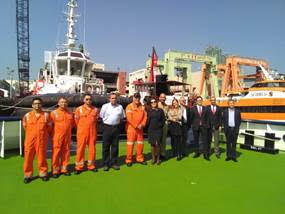 Quintet tug deliveries to the Americas