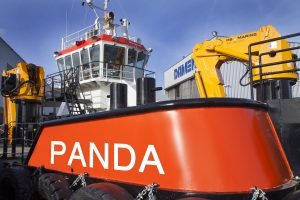 Dutch tug and workboat company Herman Senior orders its 12th Damen vessel