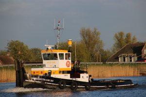 Broedertrouw XIV op de Hollandsche IJssel