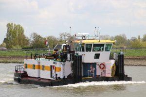 Broedertrouw II op de Hollandsche IJssel