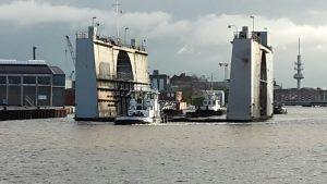 GRUNO en GRUNO II in Emden