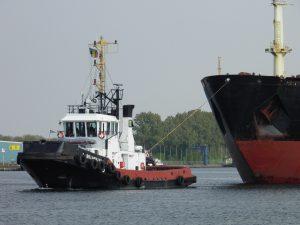 Braakman & Brugge met Pomorye