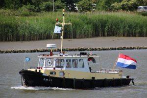 Amer op de Hollandsche IJssel