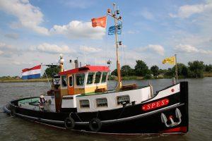 Spes op de Hollandsche IJssel