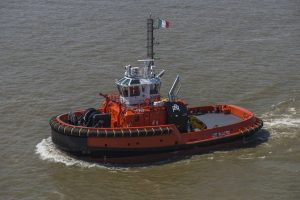 Two new Damen tugs for Rimorchiatori Riuniti