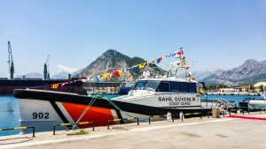 Turkish Coast Guard Command takes delivery of first two (of six) Damen Search and Rescue Vessels