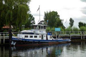 Zwartsluis, Waterhuizen en Hoogezand