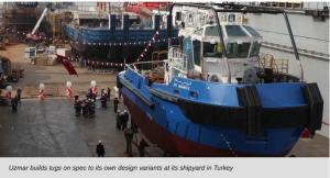 Uzmar plans 20-tug construction campaign