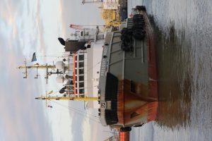 Stoelendans in de Waalhaven  (nu met foto's)