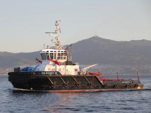 """Muller strengthens fleet with ASD Tug """"EN AVANT 30"""""""