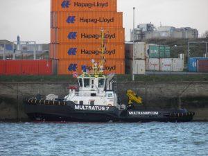 Antwerp Towage, line-up