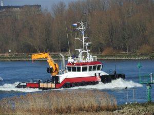 Diverse spots op de Oude Maas
