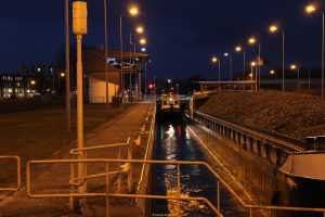 Sleepboot WALRUS III in Groningen