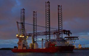 SEAJACKS SCYLLA t.h.v Hoek van Holland 19-11-2016