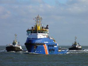 Multraship ontvangt Koning Willem-Alexander