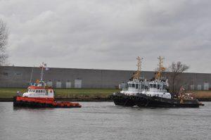 Transport StanTug 2608 & FCS 2610