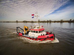 Multi-role Damen Shoalbuster for Bristol Port