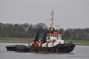 OLLAN ( ex:  HOLLAND )  aangekomen te Rotterdam