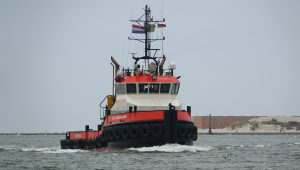 MTS Vanguard t.h.v Hoek van Holland 12-6-2017