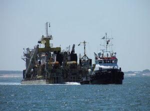 Sea Alfa & Multratug 1 met Hondius