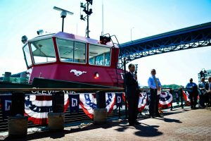 First of ten Stan Tug 1907 ICE completed by Great Lakes Shipyard for The Great Lakes Towing Company