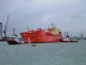 Braakman & Union 6 met Navigator Ceto