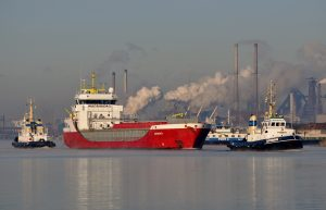 SATURNUS en POLLUX op stap met de Ostborg