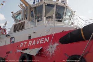 World's biggest ART 100-46 class Rotor-tug is named RT RAVEN