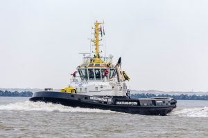 First CARROUSEL RAVE TUG completed for Novatug