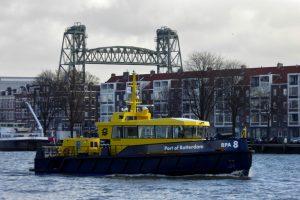 Nieuwe Maas en Merwehaven