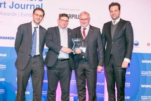 Bibby Marine Services secures OSJ Offshore Renewables Award with Damen SOV