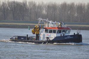 proefvaart Caen Ouistreham 5
