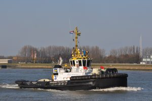 Multratug 3, Multratug 17 met Osprey Carrier II