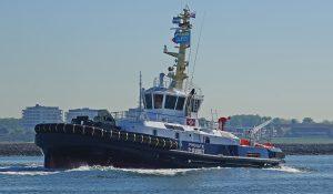 Proefvaart FREGATE 8-5-2018