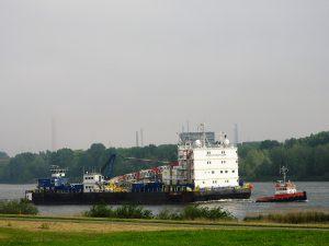 Op de Oude Maas