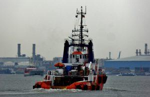 ALP WINGER, Kustwacht Rotterdam en ANTEOS