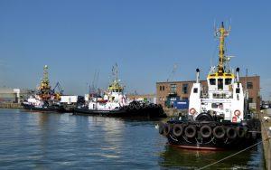 Lekhaven en Merwehaven