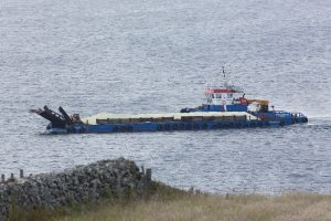 Priscilla Salvage vessels – Orkney Islands