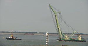 MULTRATUG 14 met BRABO naar Zeebrugge