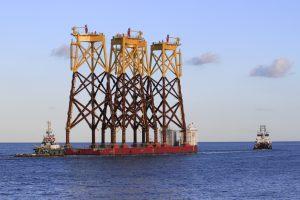 KAMARINA met BOABARGE 36 naar zee