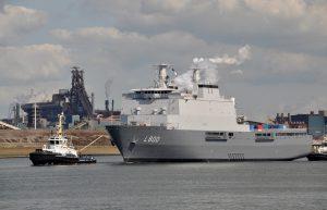 Triton & Atlas met Rotterdam L800