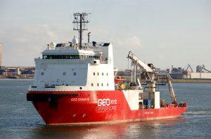 Geo Ocean III & Putford Trader