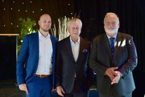 Damen Maaskant Shipyards Stellendam celebrates 70 years and bids farewell to director Frits van Dongen