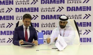 Damen and Abu Dhabi Ports sign contract for two Damen ASD Tugs 2411