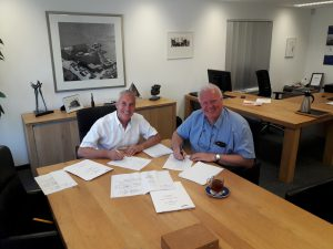 Herman Sr. BV places order for Damen Shoalbuster 2308 S
