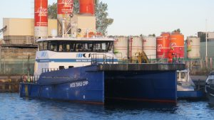 MCS Taku CPP, Sea Echo, Coastal Chariot & Tuimelaar